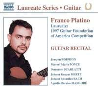 GUITAR RECITAL - PLATINO FRANCO