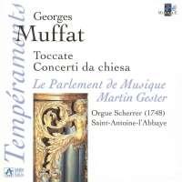 Muffat: Toccate & Concerti da Chiesa