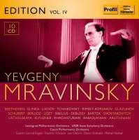 Yevgeny Mravinsky Edition Vol. IV