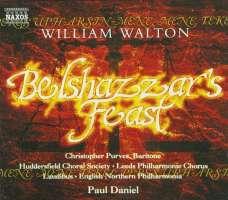 WALTON: Belshazzar's Feast, Crown Imperi