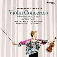 WYCOFANY  Bach: Violin Concertos, Sinfonias, Overture and Sonatas