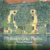 """Mozart: Serenade Nr.10 """"Gran Partita"""" / Haydn: Notturno r. 8 G-Dur"""