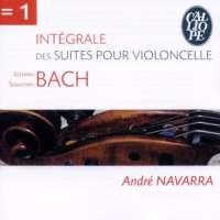 Bach: Suites pour violoncelle integrale