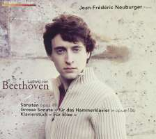 Beethoven: Piano Sonatas 19, 20 & 29; Klavierstuck Lettre a Elise [CD + DVD]