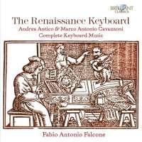 Cavazzoni & Antico:The Renaissance Keyboard