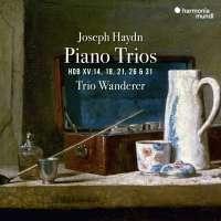 Haydn: Piano Trios HOB XV: 14, 18, 21 , 26 & 31