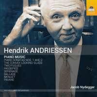 Andriessen: Piano Music