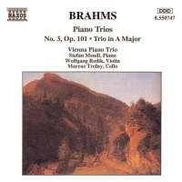 BRAHMS: Piano Trios no. 3
