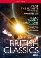 British Classics - Holst: The Planets; Elgar: Enigma Variations