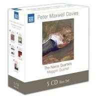 Maxwell Davies: Naxos Quartets Nos. 1-10