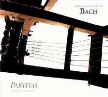 Bach: Klavier Ubung 1, Partitas Bwv 825-830