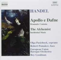 HANDEL: Apollo and Dafne; Alchemist