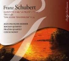 Schubert: Trio D581, Piano Quintet D667