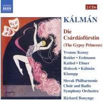 KALMAN: Die Csardasfurstin  (The Gypsy Princess)