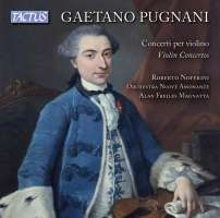 Pugnani: Violin Concertos