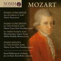 Mozart: Piano Concertos for One, Two and Three Pianos