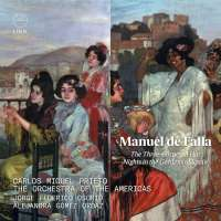 Falla: The Three-Cornered Hat; Nights in the Gardens of Spain