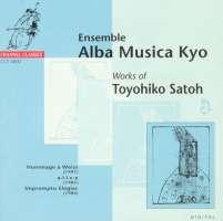 Satoh: Works 2: Hommage A Weiss; A-l-i-c-e; Impromptu Elegiac