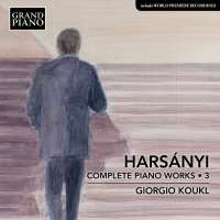 Harsányi: Complete Piano Works • 3