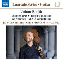 Guitar Laureate Recital Johan Smith