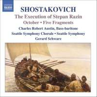 SHOSTAKOVICH: The Execution of Stepan Razin