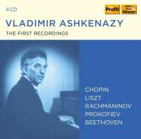 Ashkenazy: The First Recordings