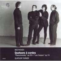 Beethoven: Quatuors a Cordes Op. 59 & 74