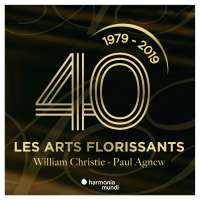 WYCOFANY  Les Arts Florissants - 40 years! Famous scenes & hits