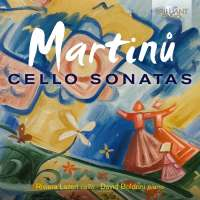 Martinů: Cello Sonatas