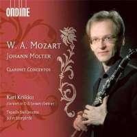 Mozart/Molter: Clarinet concertos