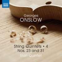 Onslow: String Quintets Vol. 4