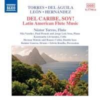 LEÓN/ÁGUILA/TORRES/HERNÁNDEZ: Latin American Flute Music