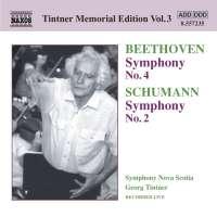 BEETHOVEN: Symphony No. 4 / SCHUMANN: Symphony No. 2