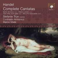 Handel: Complete Cantatas Vol. 1