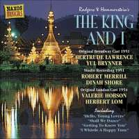 Richard Rodgers: Musical: The King And I