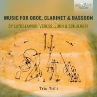 Music for Oboe, Clarinet & Bassoon