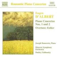 D`ALBERT: Piano Concertos