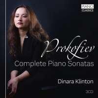 Prokofiev: Complete 9 Piano Sonatas
