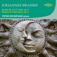 Brahms: Sonata No. 3; Scherzo