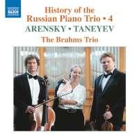 History of the Russian Piano Trio Vol. 4