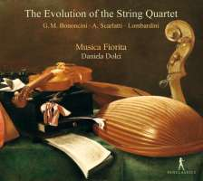 The Evolution of the String Quartet