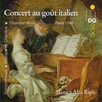 Concert au goût italien