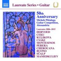50th Anniversary Michele Pittaluga Guitar Competition, Alessandria