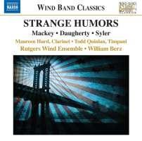 Daugherty/Mackey/Syler: Strange Humors