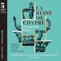 Halevy: La Rheine de Chypre
