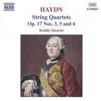 HAYDN: String Quartets op.17 vol. 2