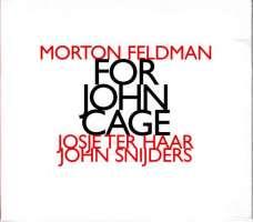 Feldman: For John Cage
