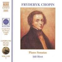 CHOPIN: Piano Music - Piano sonatas
