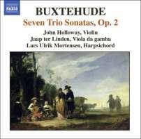BUXTEHUDE: Chamber Music (Complete), Vol. 2 - 7 Trio Sonatas, Op. 2