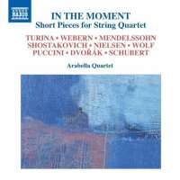 In the Moment - Short Pieces for String Quartet